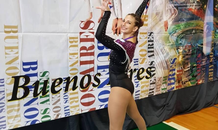 Stefanía Pisani dirá presente en los Juegos Olímpicos de la Juventud