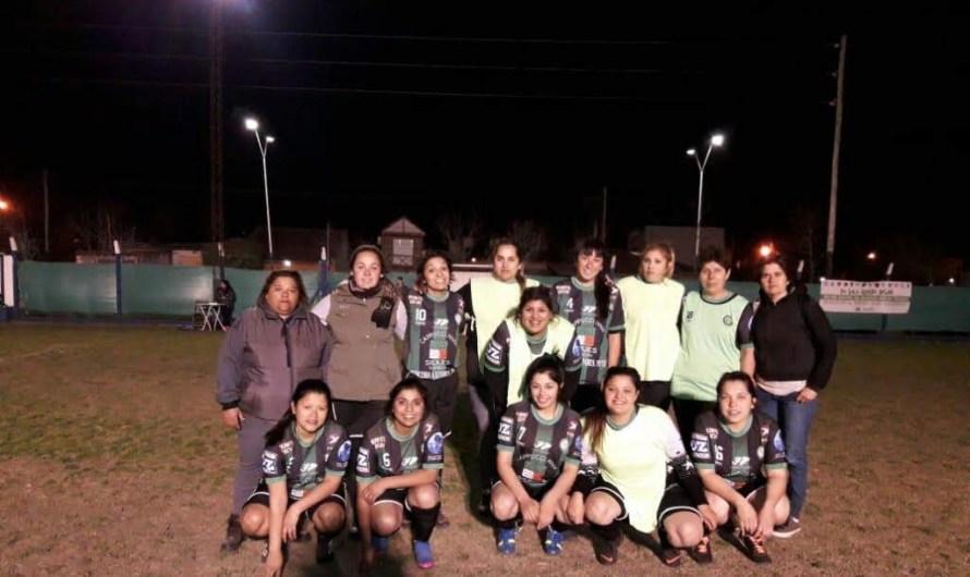 AMEFIP Barrio San Martín debutó en el Fútbol Femenino