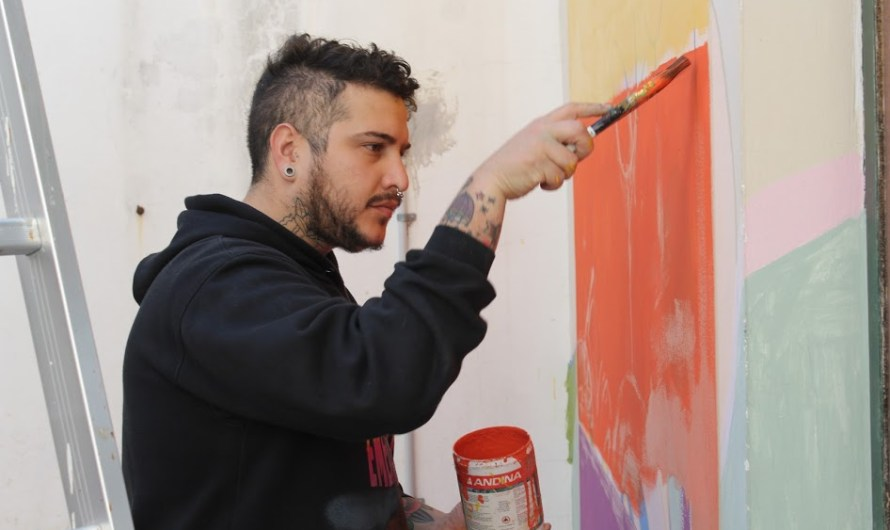 Tano Verón realizará su arte en el Festival de Cerveceros Mercinos