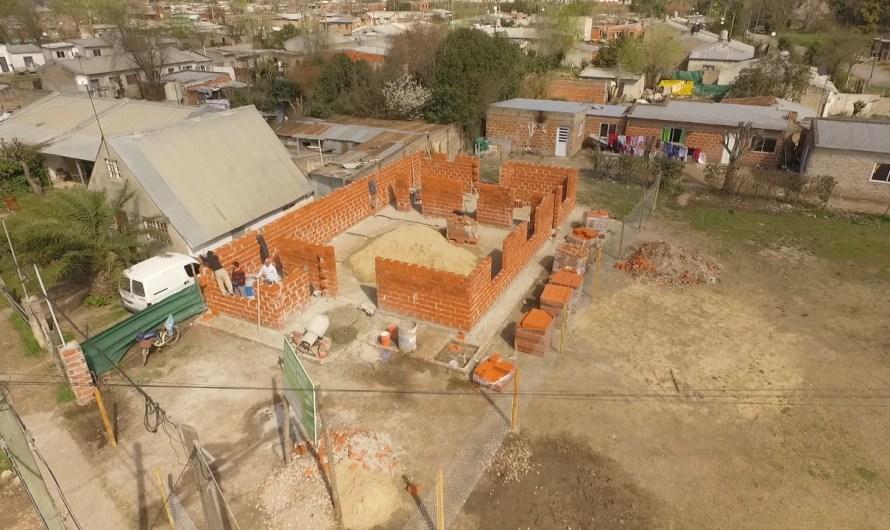 Barrio Mutti: Municipio construye Jardín Espacio Primera Infancia