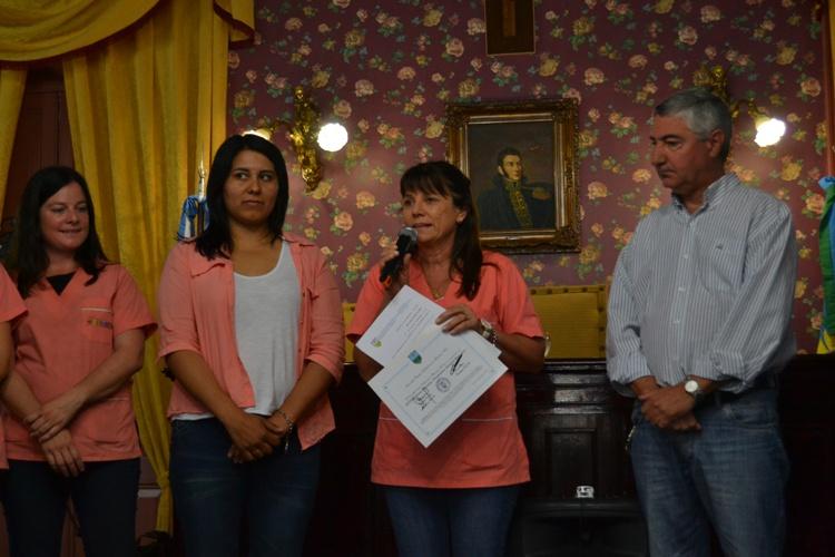 Reconocimiento legislativo al equipo del CETIM