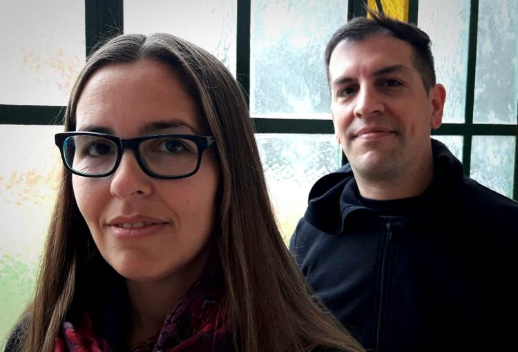 Natalia Ochoa y Sebastián Bocca hacen Mystika en el MAMM