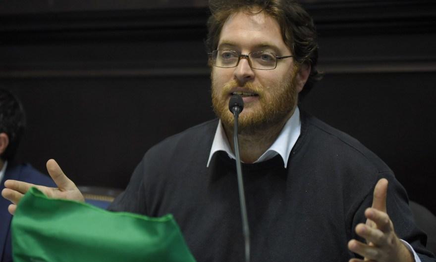 Diputado Provincial disertará sobre proyecto de reforma de la ESI
