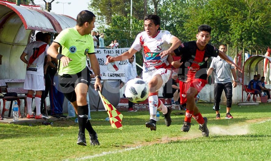 Thomas Schenone y Tiago Portesi debutaron como titulares en Luján