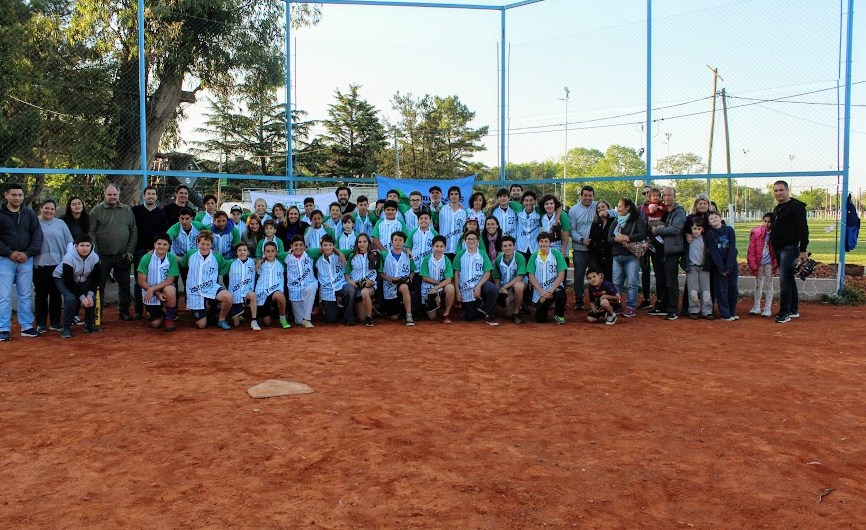 Municipio realiza un nuevo aporte al Softbol local