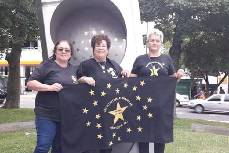 Estrellas Amarillas Mercedes participó de Foro de Familiares de Víctimas por siniestros viales