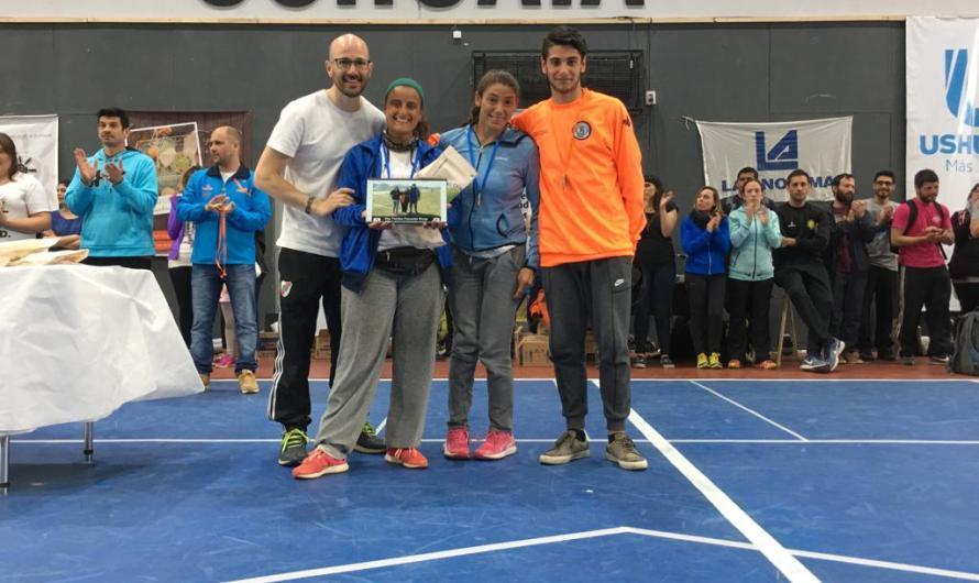 Romina Fernández participó de un torneo en Ushuaia
