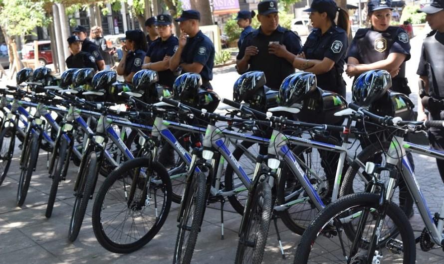 Municipio realiza nueva inversión para la Policía Comunal sumando herramientas de prevención
