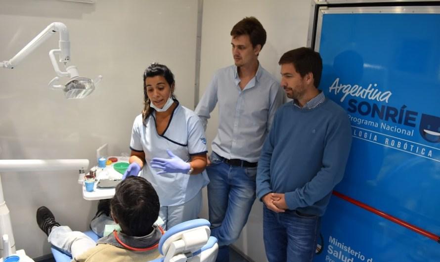Primera cirugía local de gravedad y avance del programa «Mercedes Sonríe»