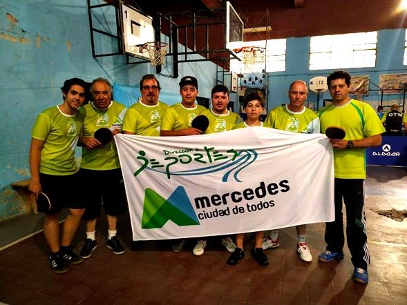 En Zárate, mercedinos hicieron podio en Tenis de Mesa