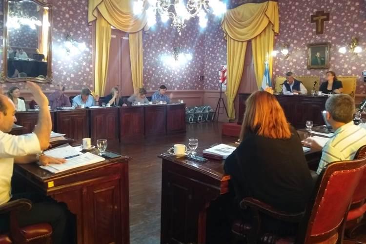 Concejales aprobaron el presupuesto 2019