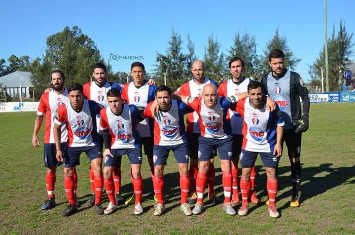 Club Mercedes, Trocha, El Frontón, Bragado Club y Sportsman, la zona del Regional Amateur