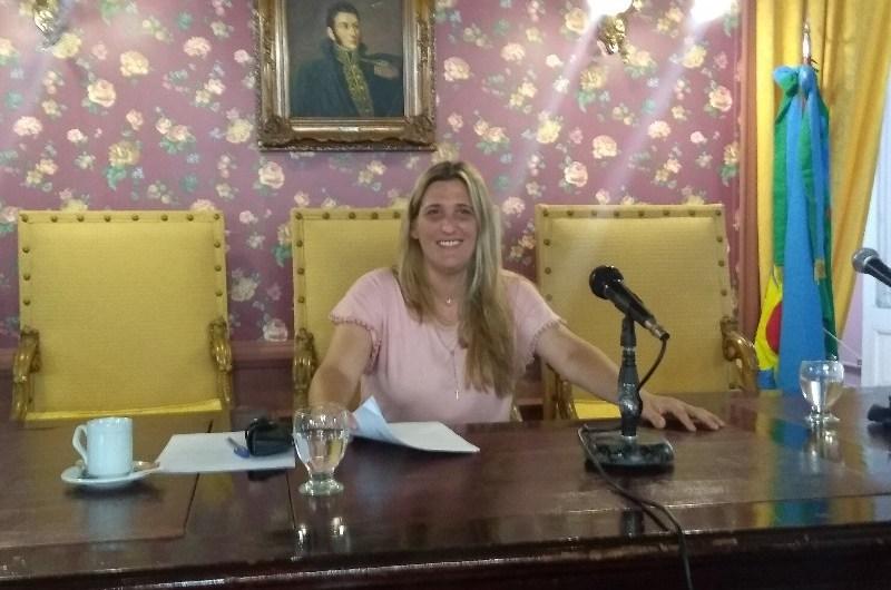 Viñales a  la presidencia del HCD y Garro será intendente interino