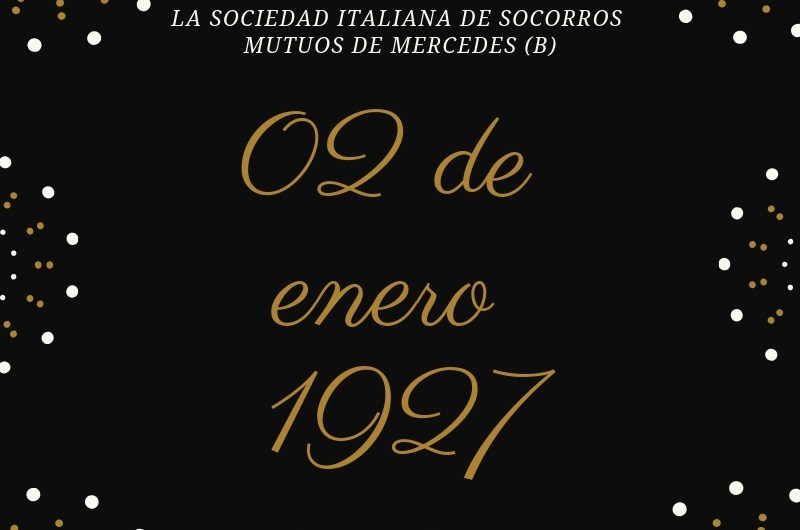 La Sociedad Italiana festeja sus 92 años de trabajo