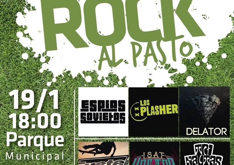 Sábado de Rock al Pasto