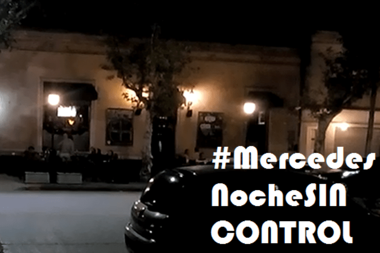 Vecinos reclaman controles en la noche mercedina