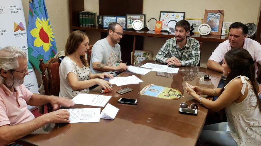 Firmaron acuerdo paritario para Trabajadores Municipales