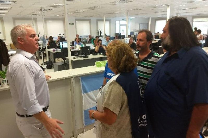 Docentes bonaerenses piden que comiencen las paritarias 2019