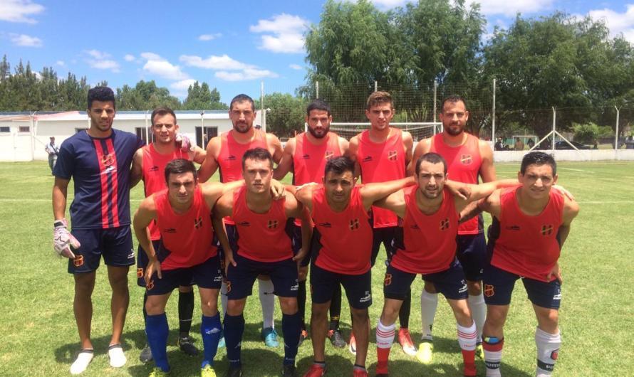 Ante Independiente de Chivilcoy fue el tercer amistoso de El Frontón