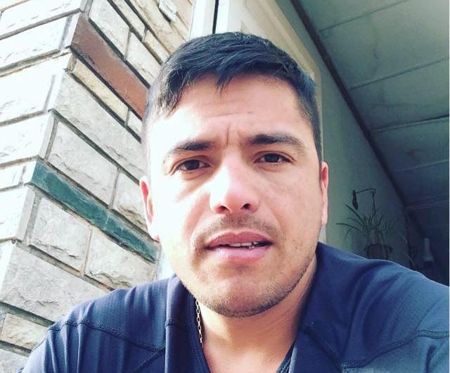 Javier Ortiz, del equipo Ciudad de Mercedes, de pesar 125 kilos a correr la Bragado