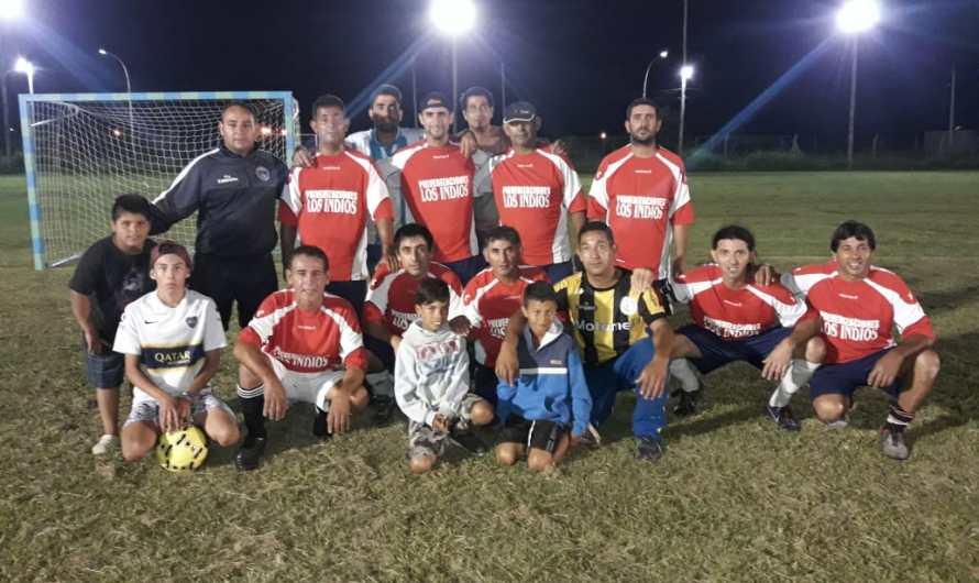 Comenzó con éxito el torneo de fútbol Maxi 35