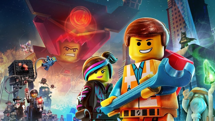 Cine Mercedes: Lego 2 y Escape Room
