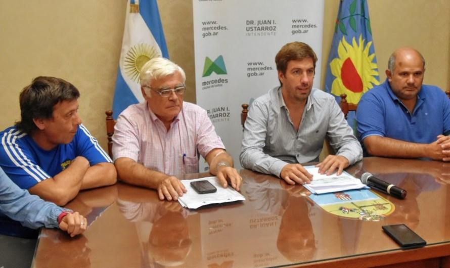 La comuna realiza importante aporte para el Club Quilmes