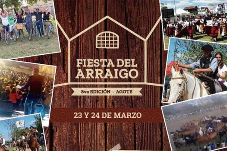Fiesta del Arraigo: Dos días de festejos en Agote