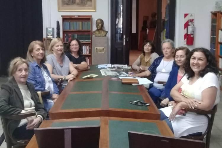 La hemeroteca de la Biblioteca Sarmiento: patrimonio mercedino