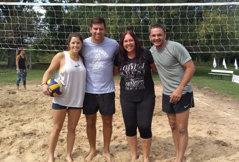 Exitoso torneo de Beach Voley en la AJB