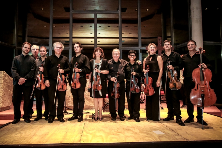 Grupo de cuerdas Estación Buenos Aires actuará este sábado en Nacional