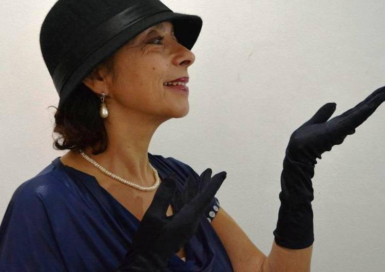 María Luna regresa con Tango y Samba