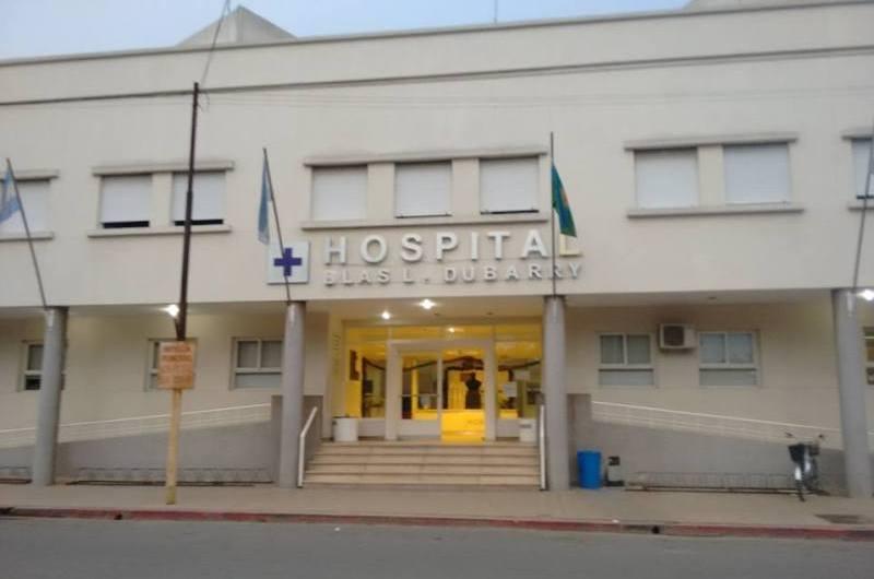Días y horas de vacunación en el Hospital Dubarry