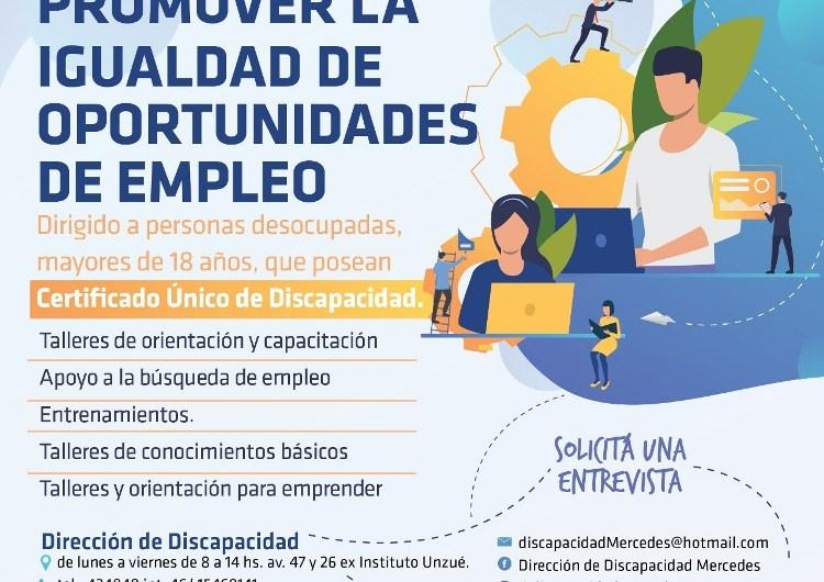 Lanzan programa «Promover la igualdad de oportunidades de empleo»