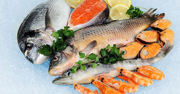 Alimentos saludables: ¿Cómo reconocer si el pescado es fresco?