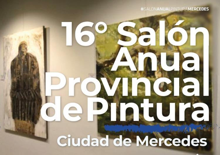 Seleccionados para el Salón de Pintura «Ciudad de Mercedes»