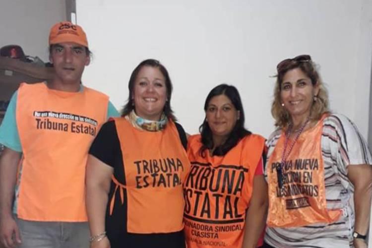 Elecciones en ATE: La Lista Naranja propone candidatos para delegados en educación
