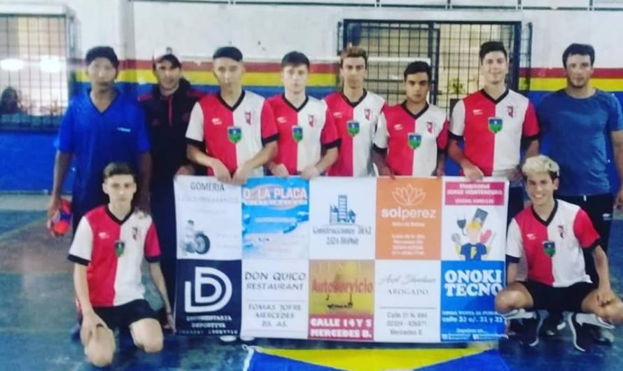 Un triunfo y una derrota de la Escuela de Futsal ante Nueva Chicago