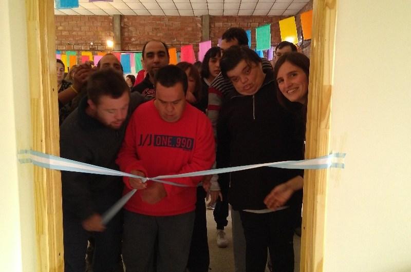 Granja Arco Iris inauguró nueva sala
