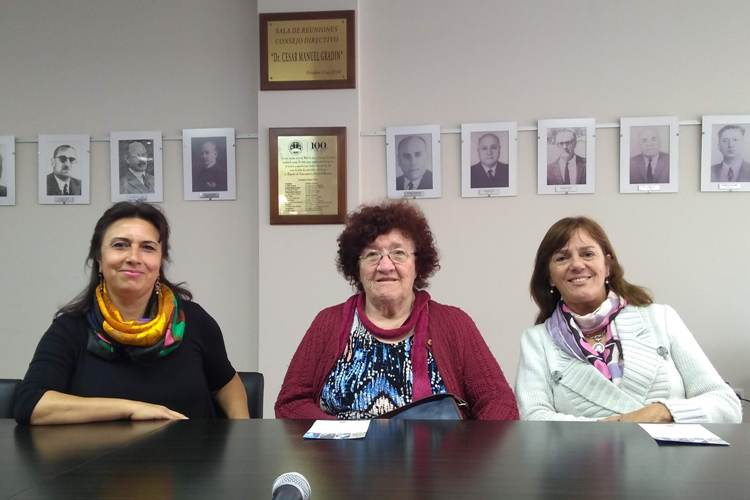 Madrid en el centro de una charla en Abogados
