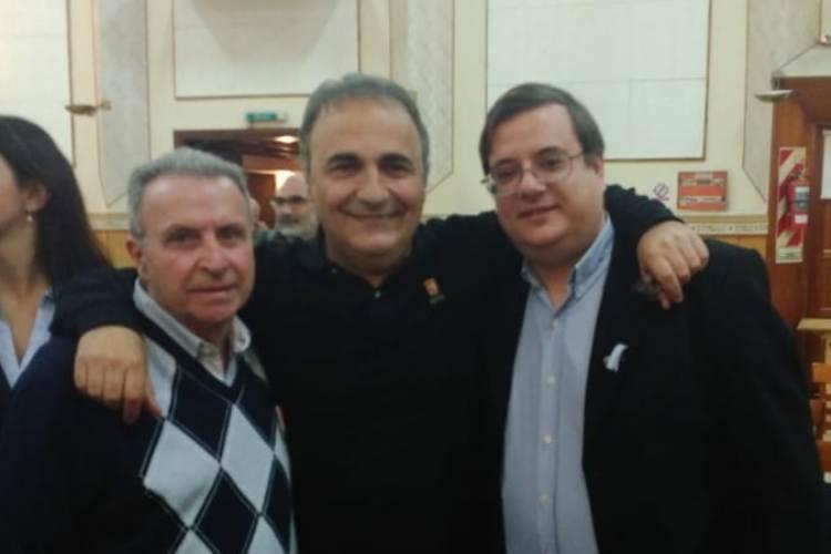 Ernesto Ríssola participó del congreso MAIE Argentina