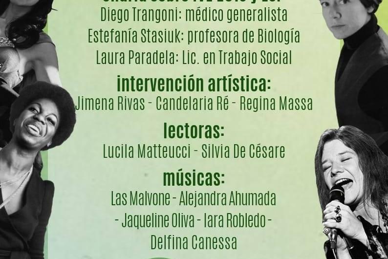 Viernes a la tarde será el festival Arte Verde