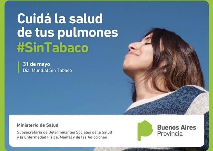 31 de Mayo: Sin Tabaco por un día