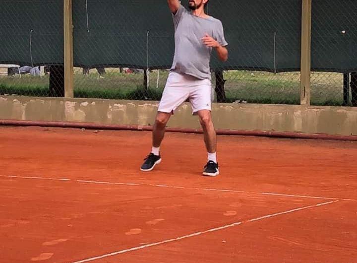 Comenzó el segundo torneo del Circuito Mercedino de Tenis