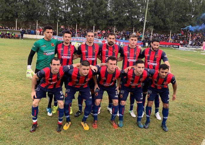El Frontón empató ante Independiente y define la semifinal en Chivilcoy