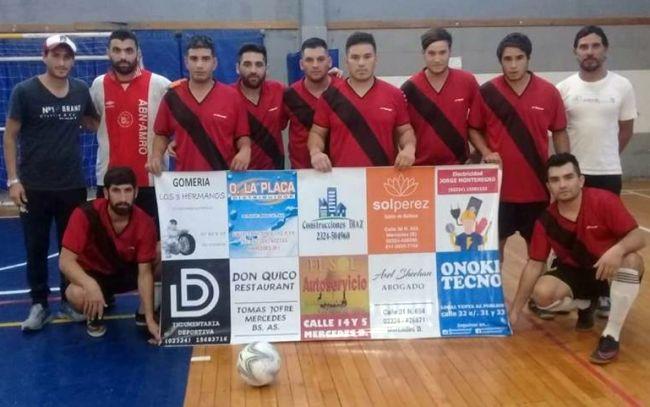 Para la Escuela de Futsal se viene el debut como local