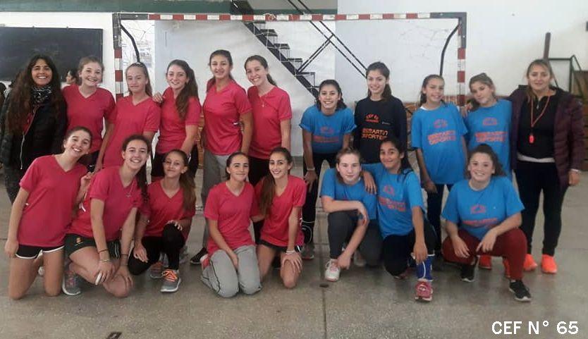El CEF de Navarro venció a Parroquial por el torneo LiMeBa