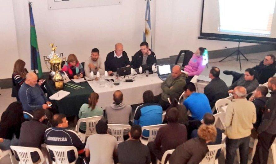 Mercedes presente y trabajando en la organización de los Torneos Bonaerense 2019