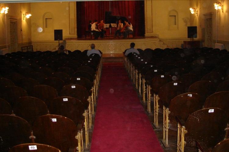 Gala Lírica en el Colegio Nacional