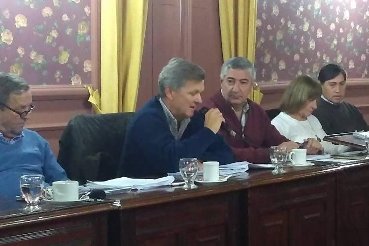 Comesaña renunció a su banca en el Concejo Deliberante